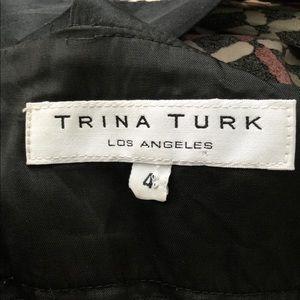Trina Turk Dresses - Trina Turk Silk MIini Dress
